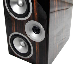 cuarto equipo Acoustic Energy de Hifi Center