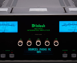 segundo equipo Mcintosh Audio de Hifi Center
