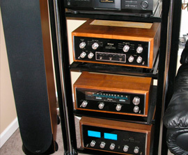 cuarto equipo Mcintosh Audio de Hifi Center