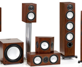 primer equipo Monitor Audio de Hifi Center