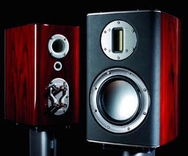 tercer equipo Monitor Audio de Hifi Center