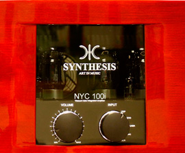 cuarto equipo Synthesis de Hifi Center