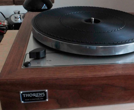 tercer equipo Thorens de Hifi Center